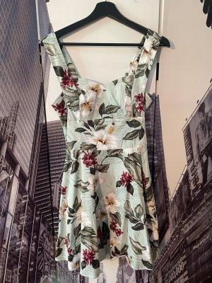 50s Rockabilly Sommerkleid Größe M