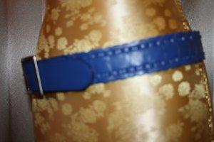 Pieces Cinturón trenzado azul