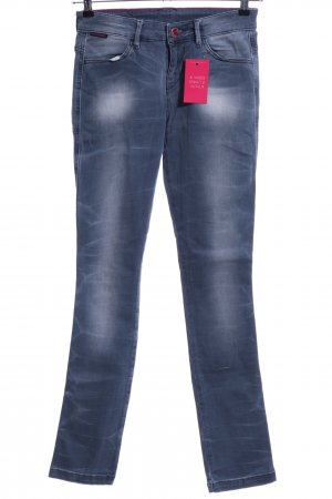 55 DSL Skinny Jeans blue casual look