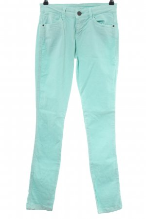 55 DSL Stretch Trousers turquoise casual look