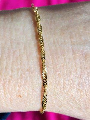 Echtgold Braccialetto d'oro oro