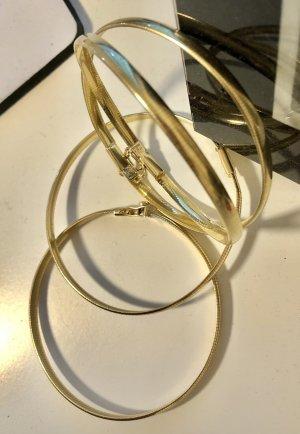 Milor Italy Bracelet en or doré