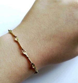 Echtgold Złote bransoletki złoto