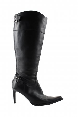 5th Avenue Absatz Stiefel schwarz Casual-Look
