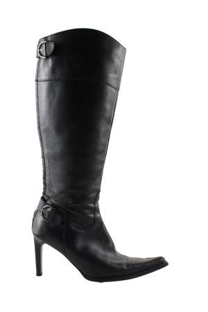 5th Avenue Heel Boots black casual look