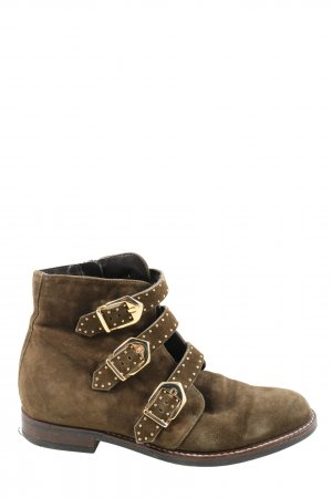 5th Avenue Ankle Boots braun Casual-Look