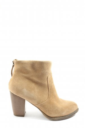 5th Avenue Botines color oro-color bronce look casual