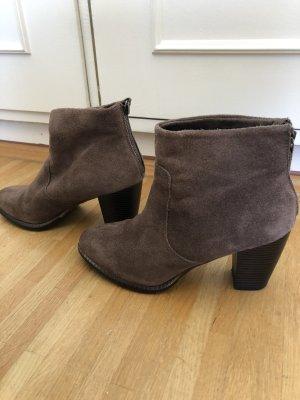 5th Avenue Low boot marron clair