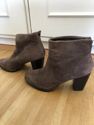 5th Avenue Ankle Boots light brown
