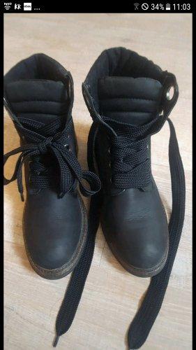 5 th Avenue Low boot noir