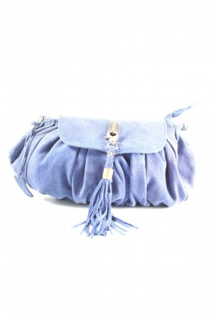 5th Avenue Clutch blue-brown elegant