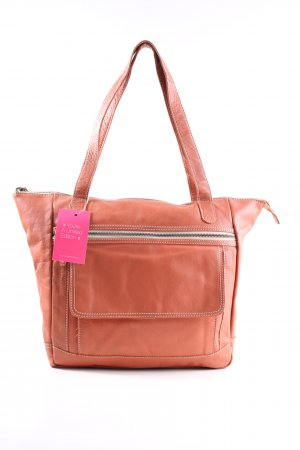5th Avenue Henkeltasche hellorange Business-Look