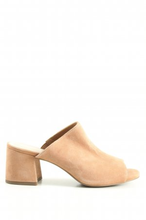 5th Avenue High Heel Sandaletten nude Casual-Look