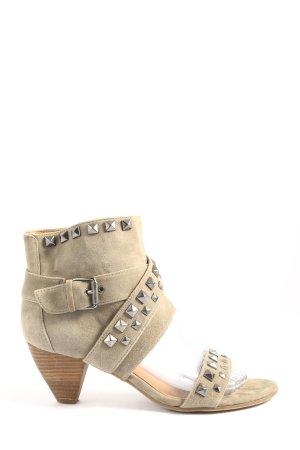 5th Avenue High Heel Sandaletten wollweiß Casual-Look