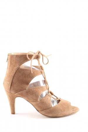 5th Avenue High Heel Sandaletten nude Casual-Look