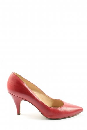 5th Avenue High Heels rot Casual-Look