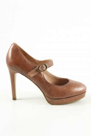5th Avenue High Heels braun Casual-Look