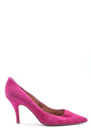 5th Avenue Tacco alto rosa stile professionale