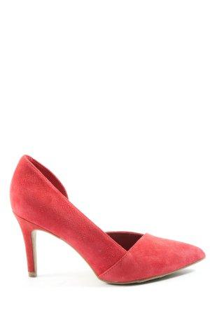 5th Avenue Hoge hakken rood elegant