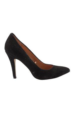 5th Avenue High Heels schwarz Casual-Look