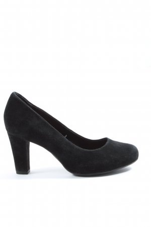 5th Avenue High Heels black business style