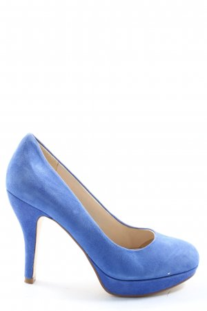 5th Avenue High Heels blau Casual-Look