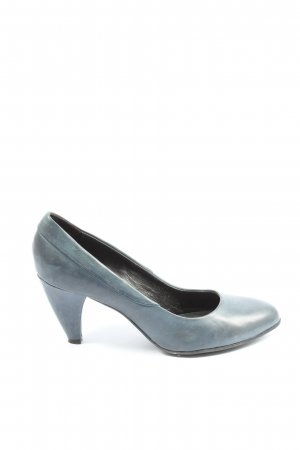 5th Avenue High Heels blue business style