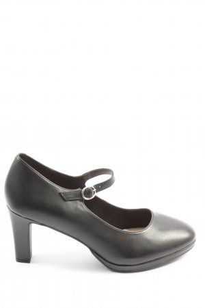 5th Avenue Mary Jane Pumps black business style