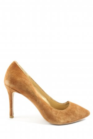 5th Avenue High-Front Pumps light orange casual look
