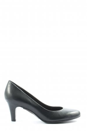 5th Avenue High-Front Pumps black business style