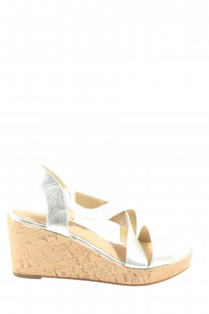 5th Avenue Comfort Sandals natural white casual look