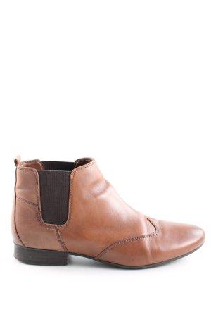 5th Avenue Botte courte brun-noir style d'affaires