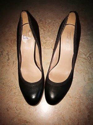 5th Avenue High Heels dark brown