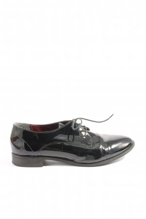 5th Avenue Oxfords zwart casual uitstraling