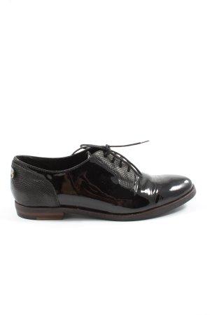 5th Avenue Oxfords zwart zakelijke stijl