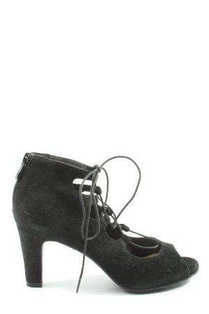 5th Avenue Aanrijg Pumps zwart elegant