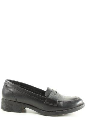 5th Avenue Pantofola nero stile casual