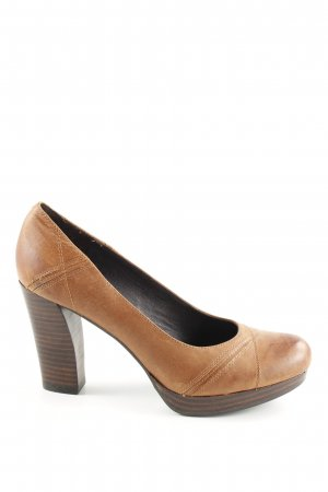 5th Avenue Spitse pumps wolwit casual uitstraling