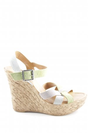5th Avenue Wedges Sandaletten mehrfarbig Casual-Look