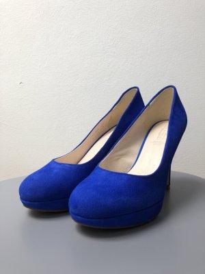 5th Avenue Tacco alto blu