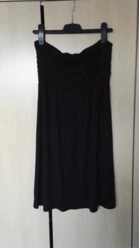 Flame Robe en jersey noir