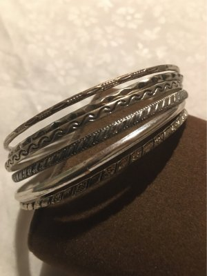 Galeria kaufhof Bangle zilver