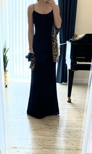 600€ Luxus Abendkleid von Sonja Kiefer, Größe S, Schwarz