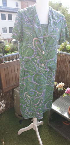 Robe fourreau multicolore