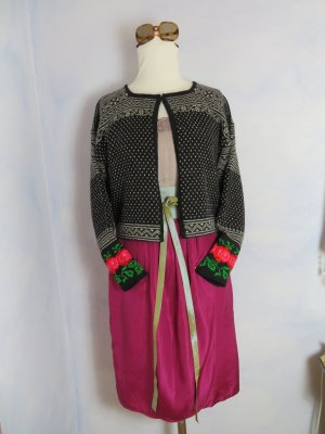 Vintage Norwegian Cardigan multicolored