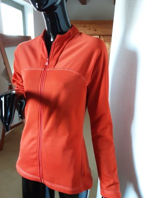 66 north iceland,warme Sportjacke in dunkelorange Gr. 36