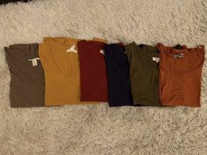 6x (M) T-Shirts