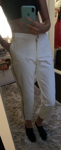 Airfield 3/4 Length Trousers white-gold-colored