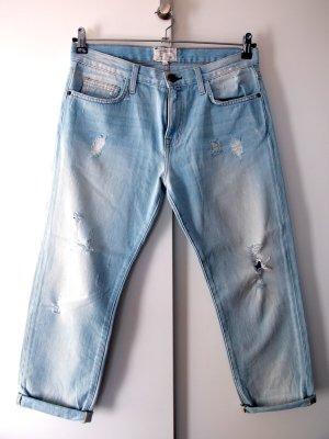 7/8 Boyfriend Jeans von Current Elliott Gr. 27