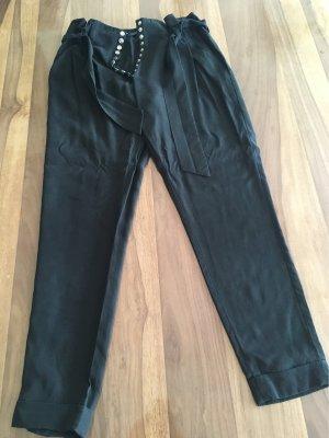 Miss Sixty Spodnie 7/8 czarny